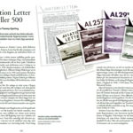 Aviation letter fyller 500 – Tommy Gjerling