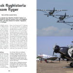 Flying Legends, Svensk flyghistoria som flyger – Lennart Berns